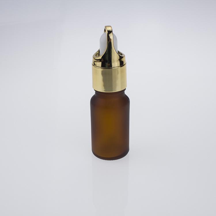 10ml Glass Amber Dropper Bottles Cospack