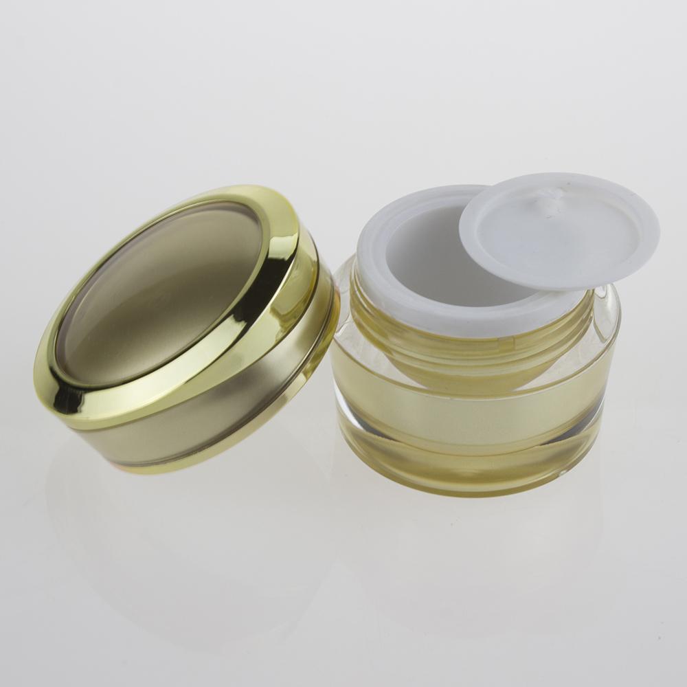 Acrylic Cosmetic Jars Wholesale Cospack