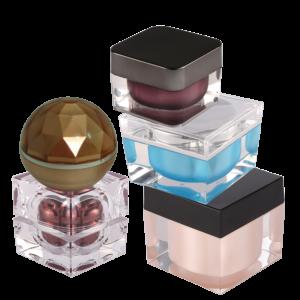 luxury cometic jar