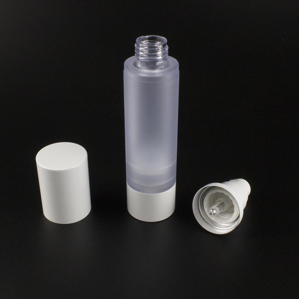Airless Pump Bottles Glass