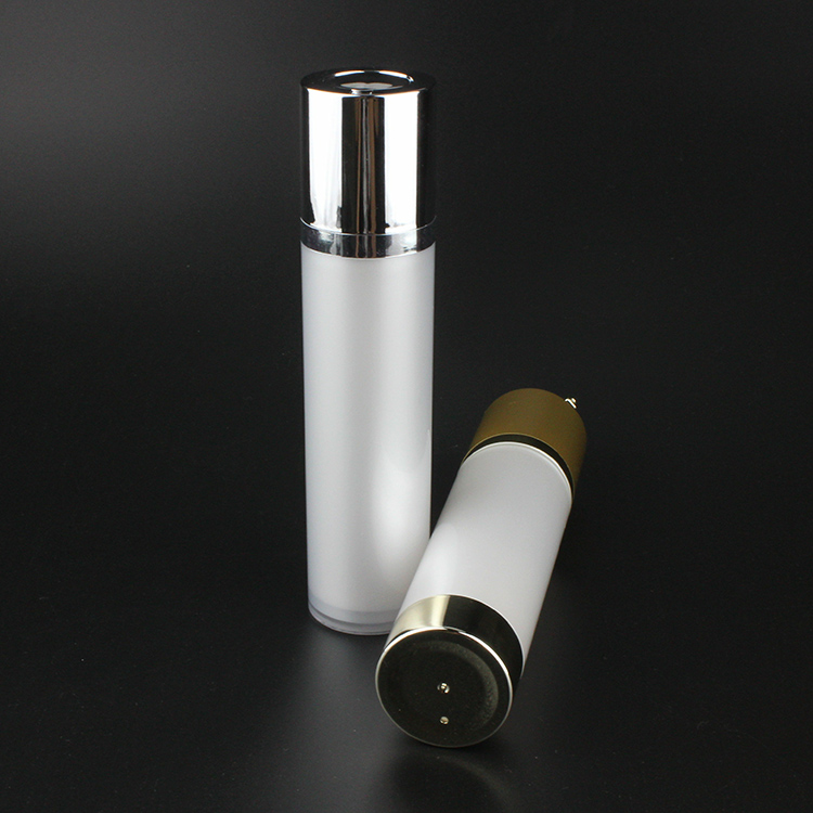 50ml Airless Bottle With Pump Cospack