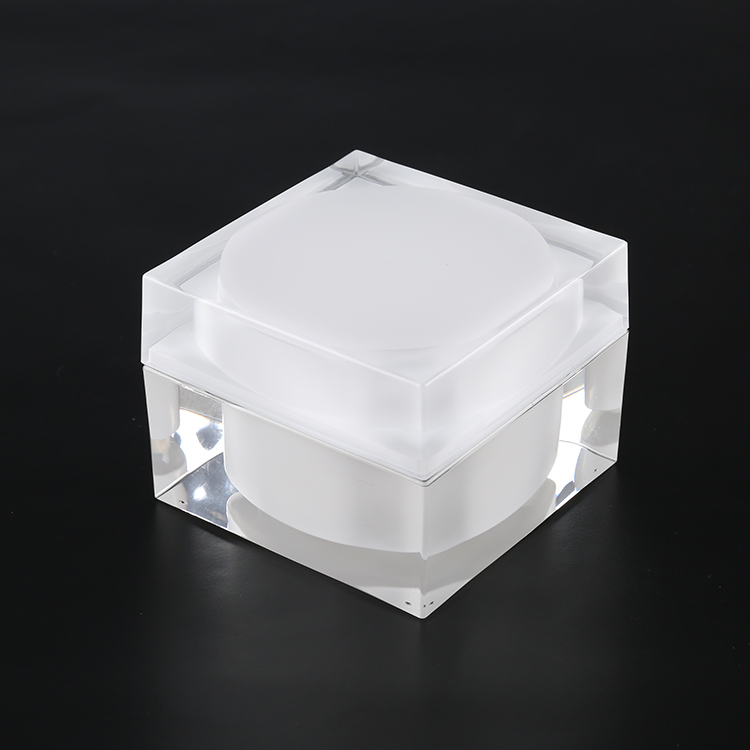Clear Plastic Jar Cospack