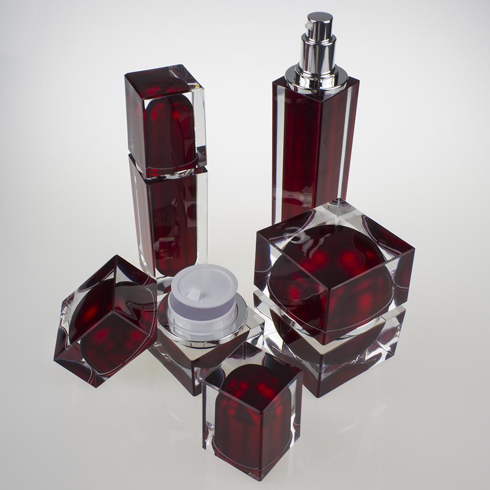 Ja59 30ml 50ml Luxury Cosmetic Containers Cospack