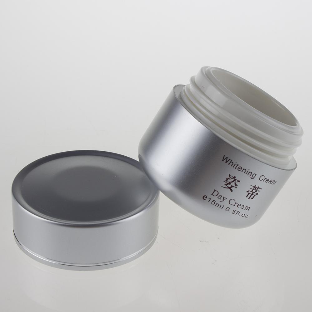Empty Cosmetic Aluminium Jar 15ml Cospack