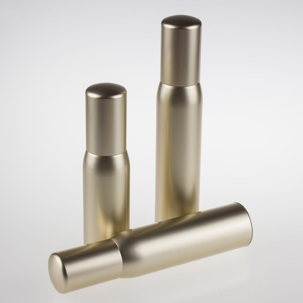 Aluminum Cosmetic Bottles Cospack