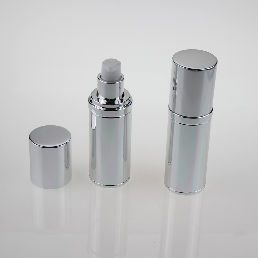 Zal24 15ml 30ml 50ml Aluminum Airless Bottle Cospack
