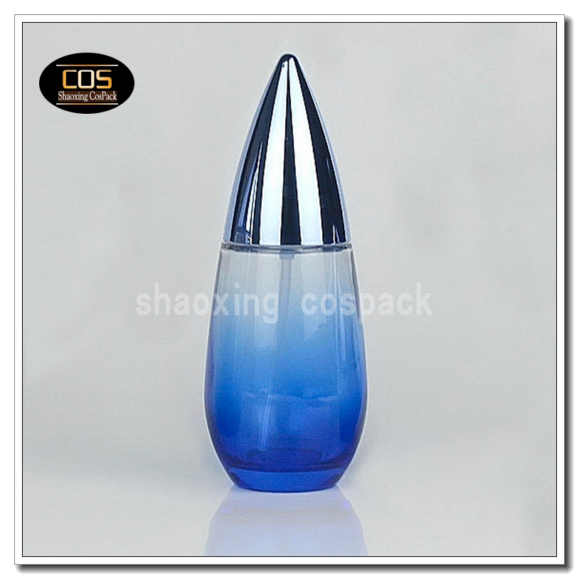 Empty Glass Cosmetic Bottles 100ml Cospack