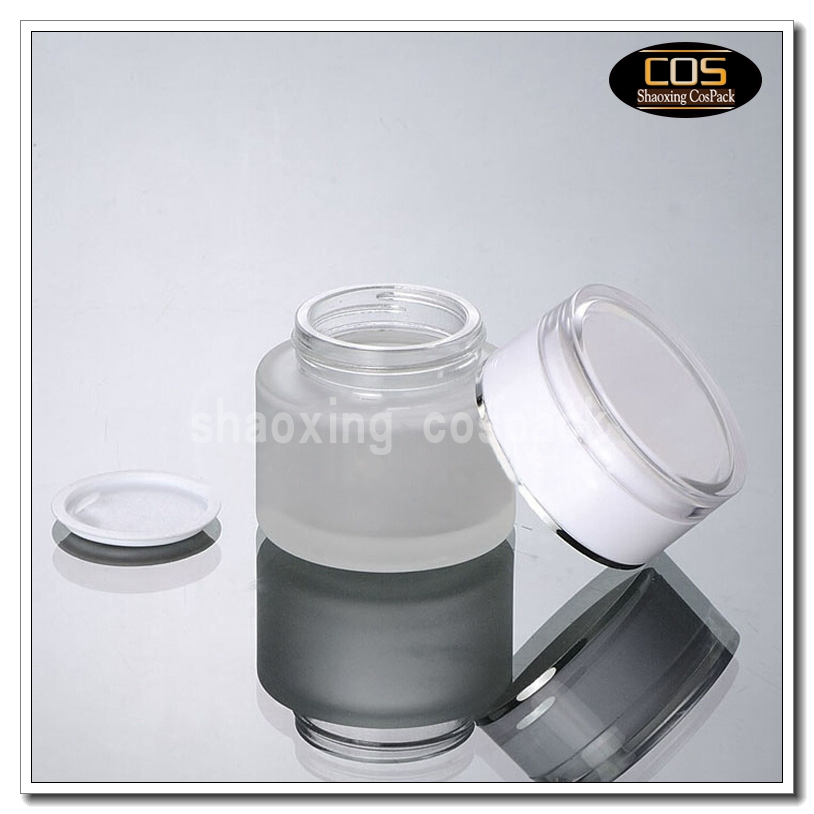 Glass Jars With Lids 20g 30g 50g 100g Cospack