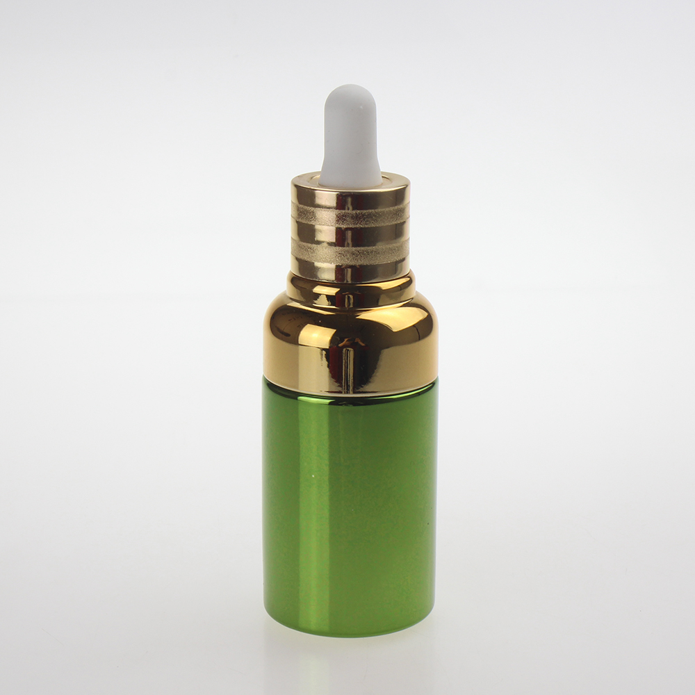 Luxury Uv Essential Oil Glass Bottle With Dropper Cospack